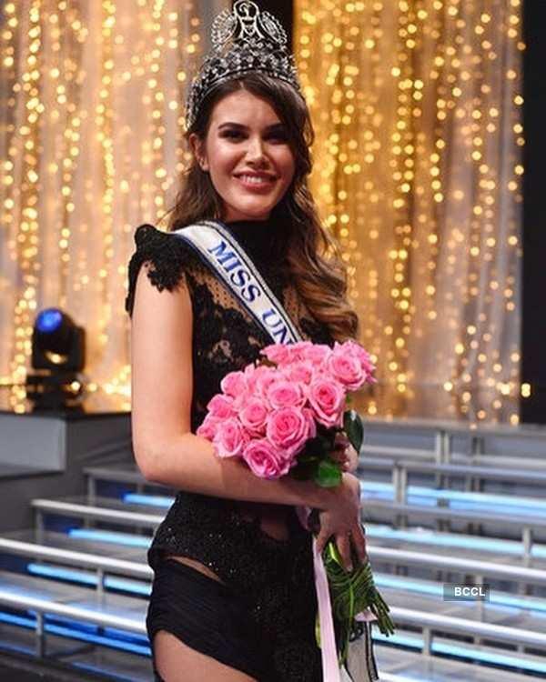 Mirna Naiia Marić crowned Miss Universe Croatia 2020