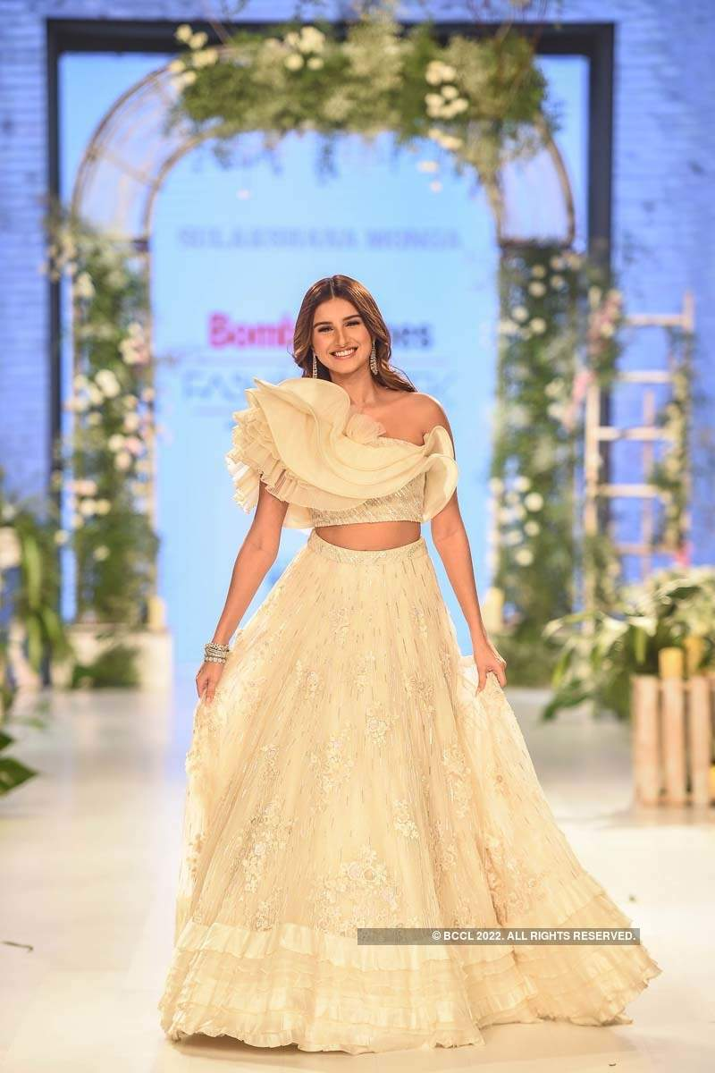 Bombay Times Fashion Week: Day 3 - Sulakshana Monga