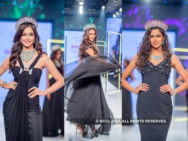 (L-R): LIVA Miss Diva – 2nd Runner-up Neha Jaiswal, LIVA Miss Diva Universe 2020 Adline Castelino and LIVA Miss Diva Supranational 2020 Aavriti Choudhary