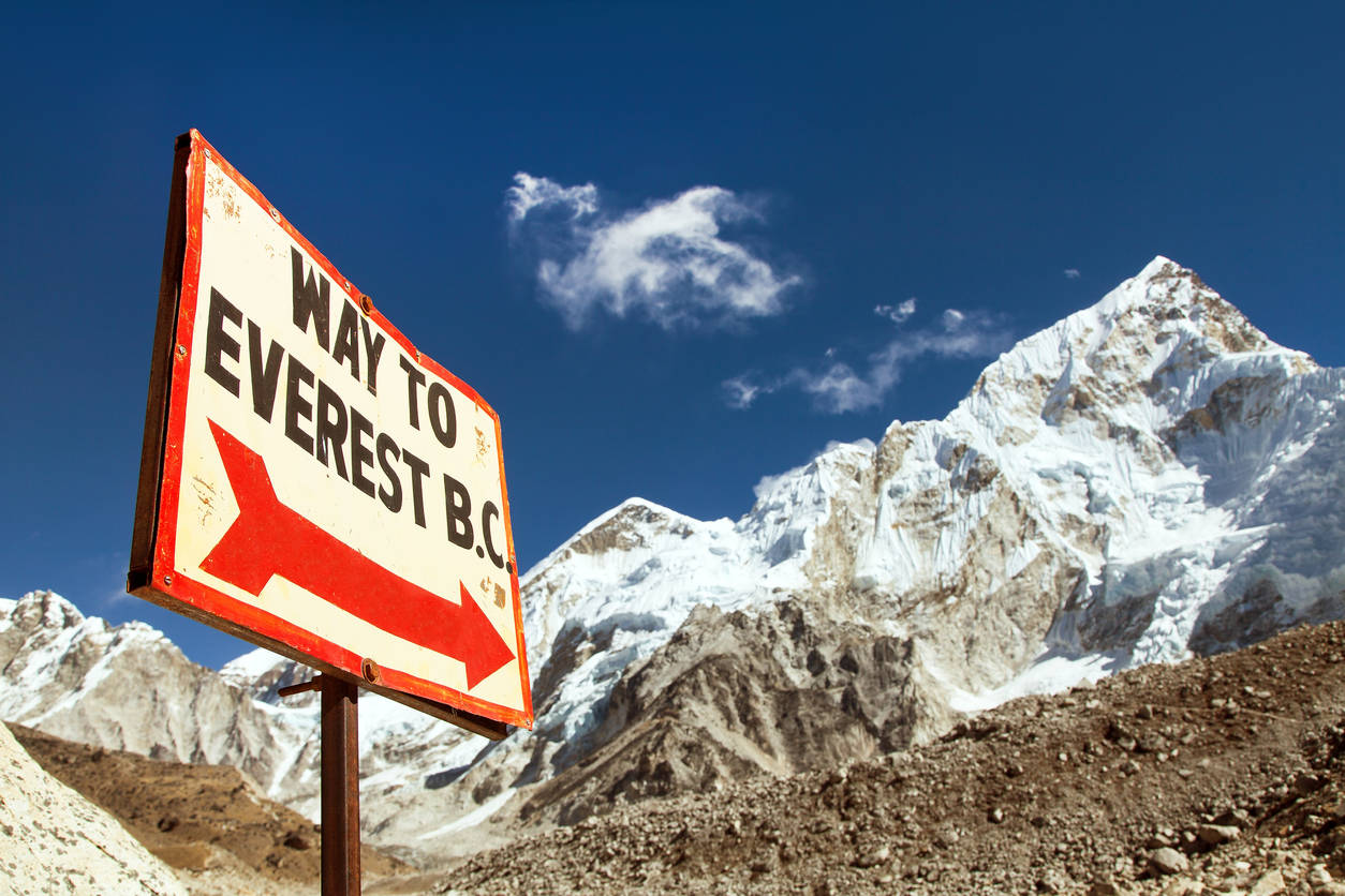 Coronavirus (COVID-19) shuts down Mt Everest