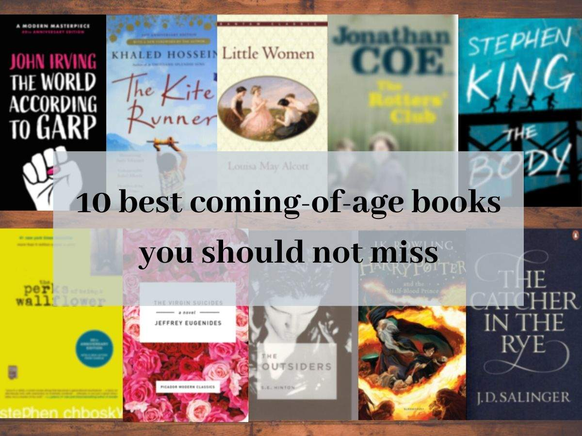 19 best coming-of-age books you should not miss  The Times of India