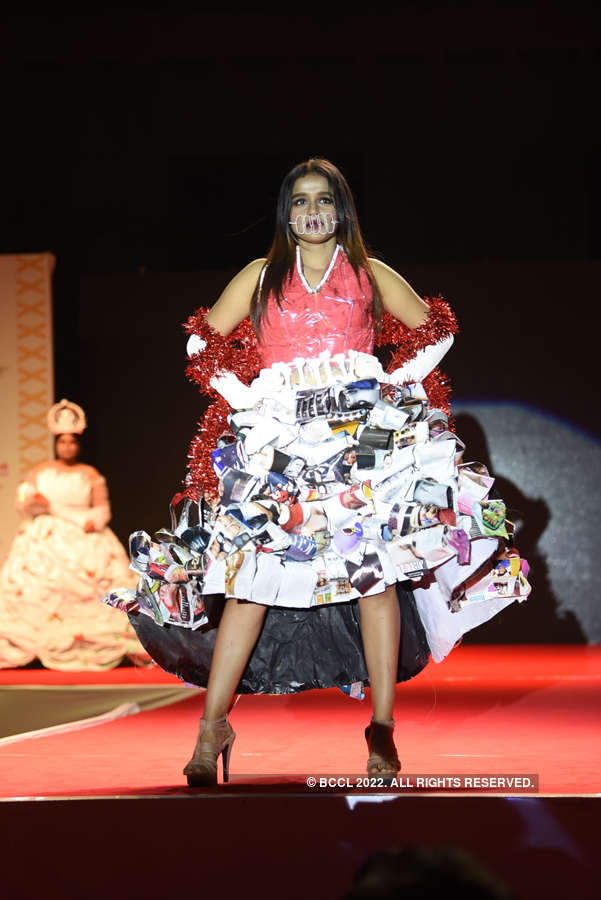 Annual Fashion Show at NIFT in Hyderabad