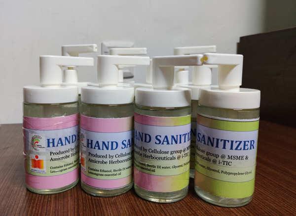 IIT Hyderabad researchers develop hand sanitizer amid coronavirus outbreak