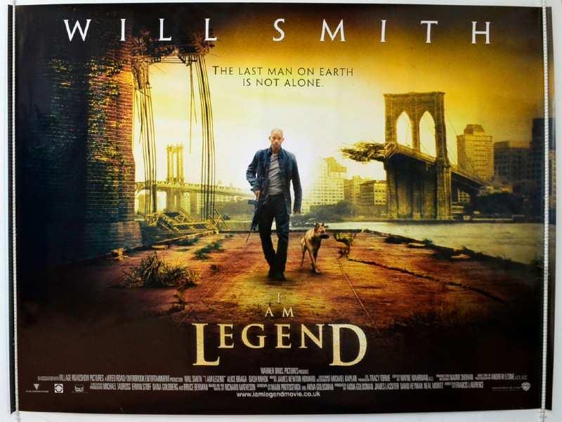 'I Am Legend' (2007)