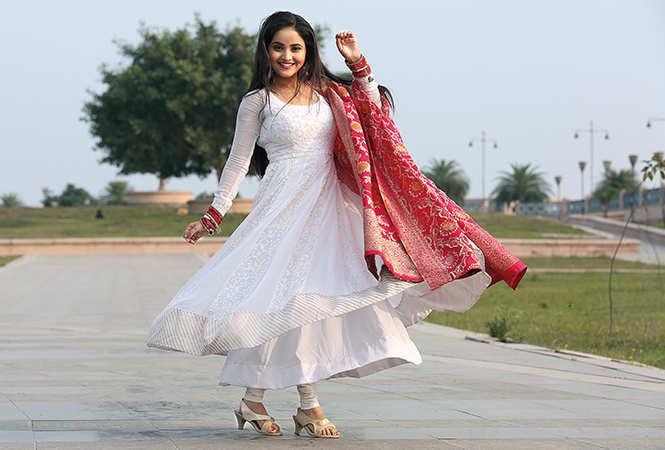 Lucknow girl Riya Shukla (BCCL/ Aditya Yadav)