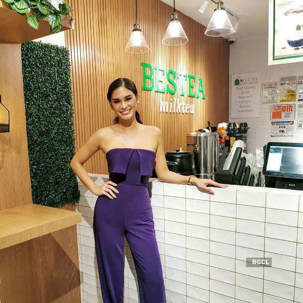 Miss Universe 2015 Pia Wurtzbach turns businesswoman