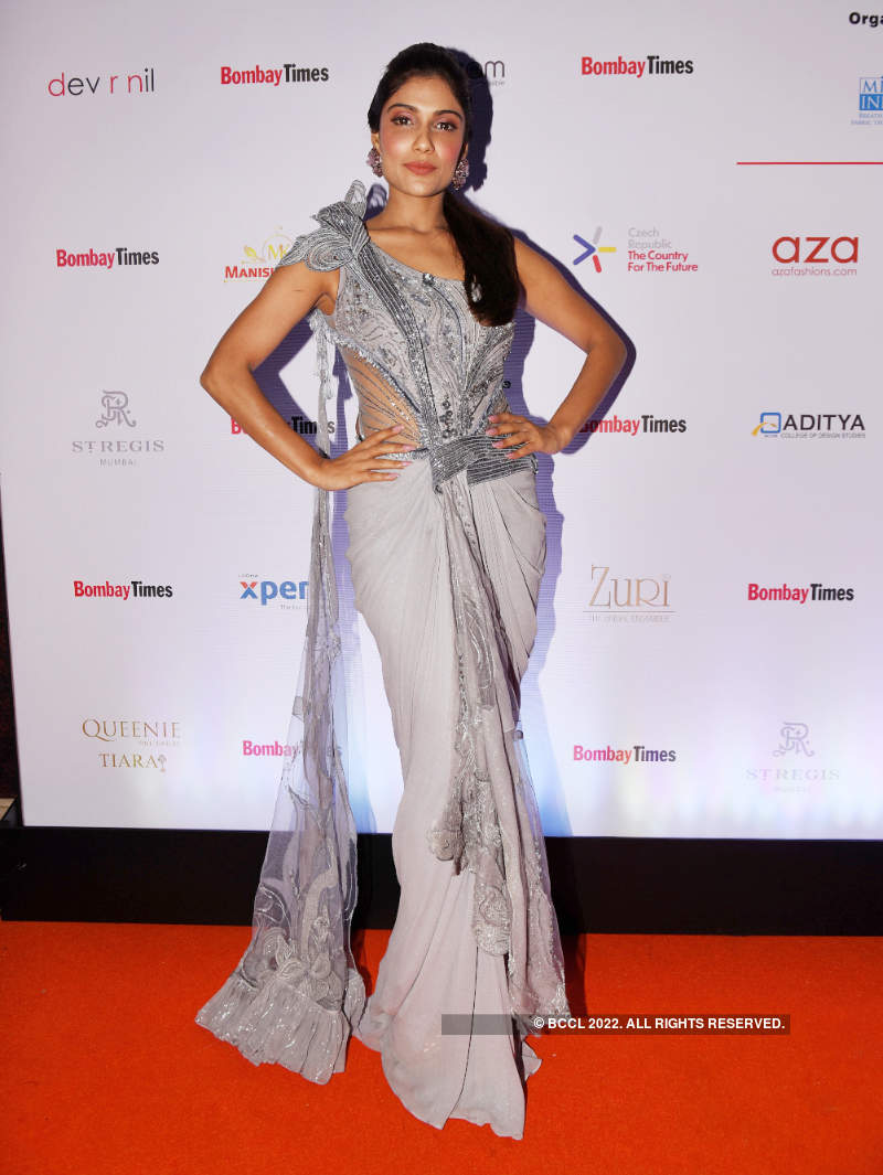 Celebs attend Bombay Times Fashion Week 2020