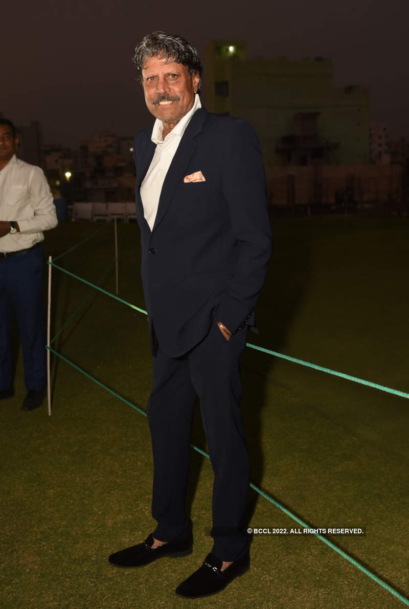 Celebs test their golfing skills at this fundraiser