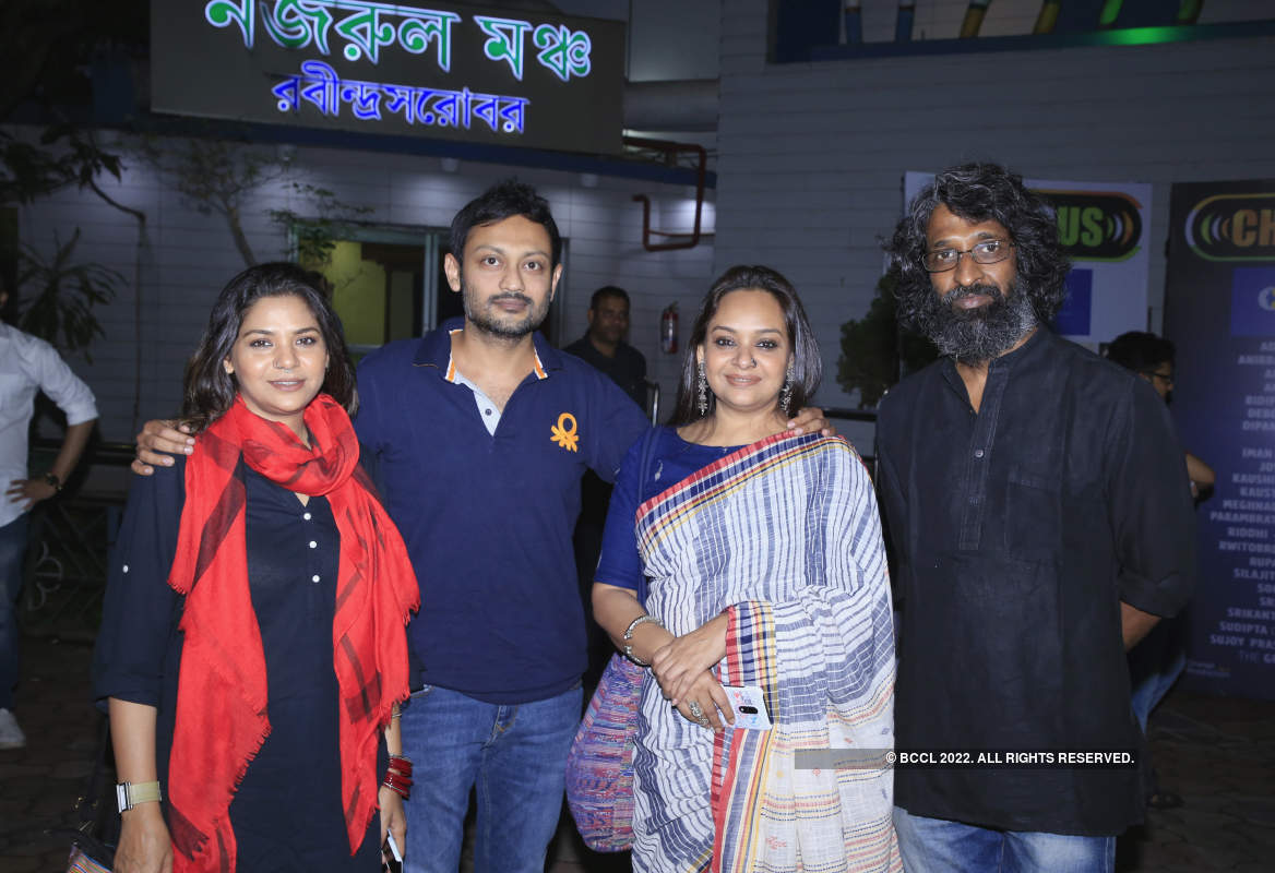 Artistes join hands to celebrate humanity