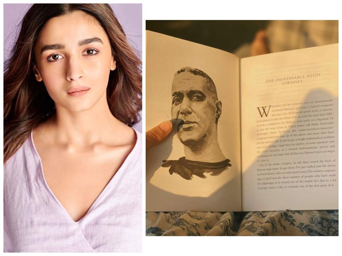 Image result for Alia reading book at home