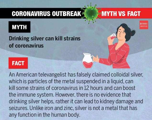 corona myths