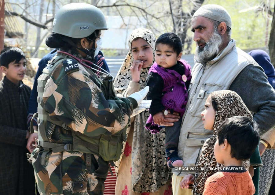 Coronavirus: Kashmir Valley reports first positive case