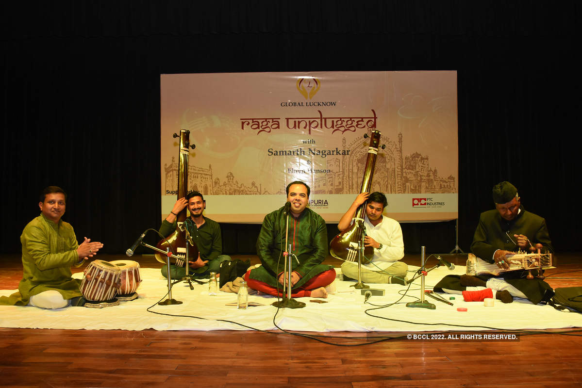 A mesmerising classical music recital in Lucknow
