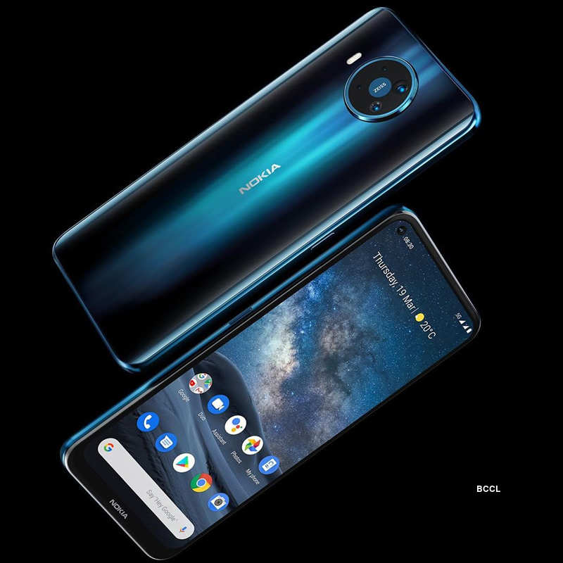 Nokia launches 8.3 5G smartphone