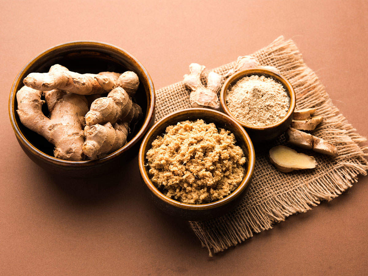 7 Ginger remedies to cure cough and cold