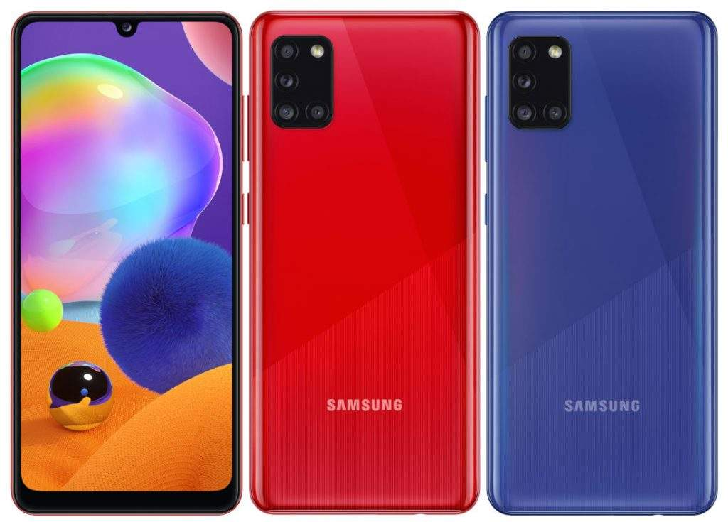 Samsung Galaxy A31 with quad cameras launched - Mobiles News | Gadgets Now