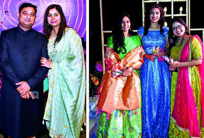 (L) Ankur and Dr Shalini (R) Ankur and Dr Shalini (BCCL/ Vishnu Jaiswal)