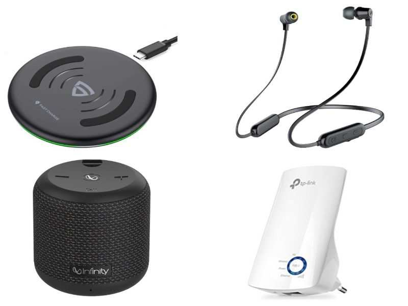 Amazon Half Price Sale Headphones Wi Fi Router Bluetooth Speaker And More Under Rs 1 500 Gadgets Now