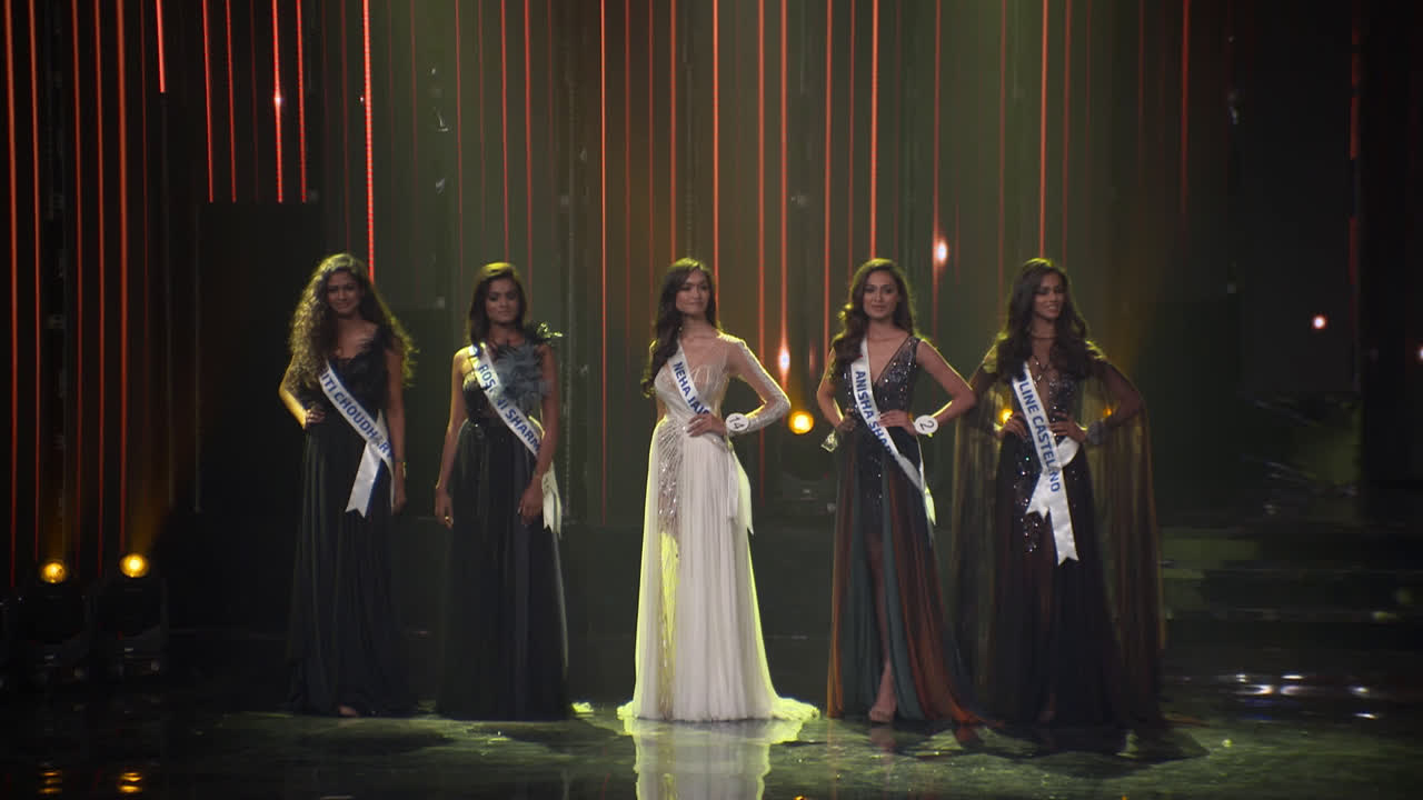 LIVA Miss Diva 2020: TOP 5 Question and Answer Round