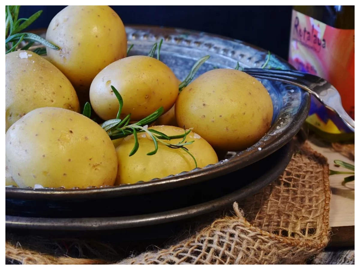 Benefits Of Eating Potatoes Daily What Happens When You Eat Potatoes Every Day