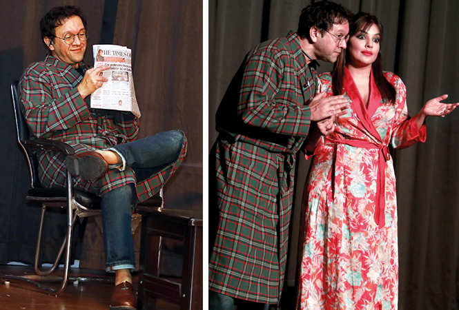 Stills from one of the plays (BCCL/ Aditya Yadav)