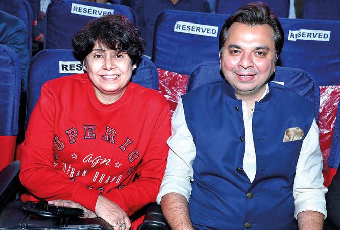 Satya Singh Human and Gaurav Prakash (BCCL/ Aditya Yadav)