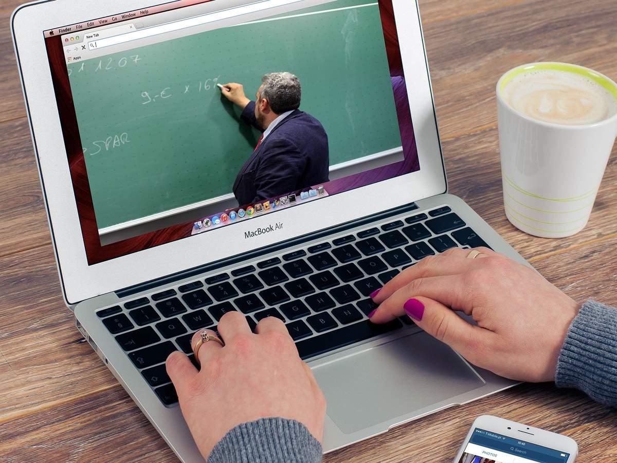 Gujarat based university digitises operations to offer online classes