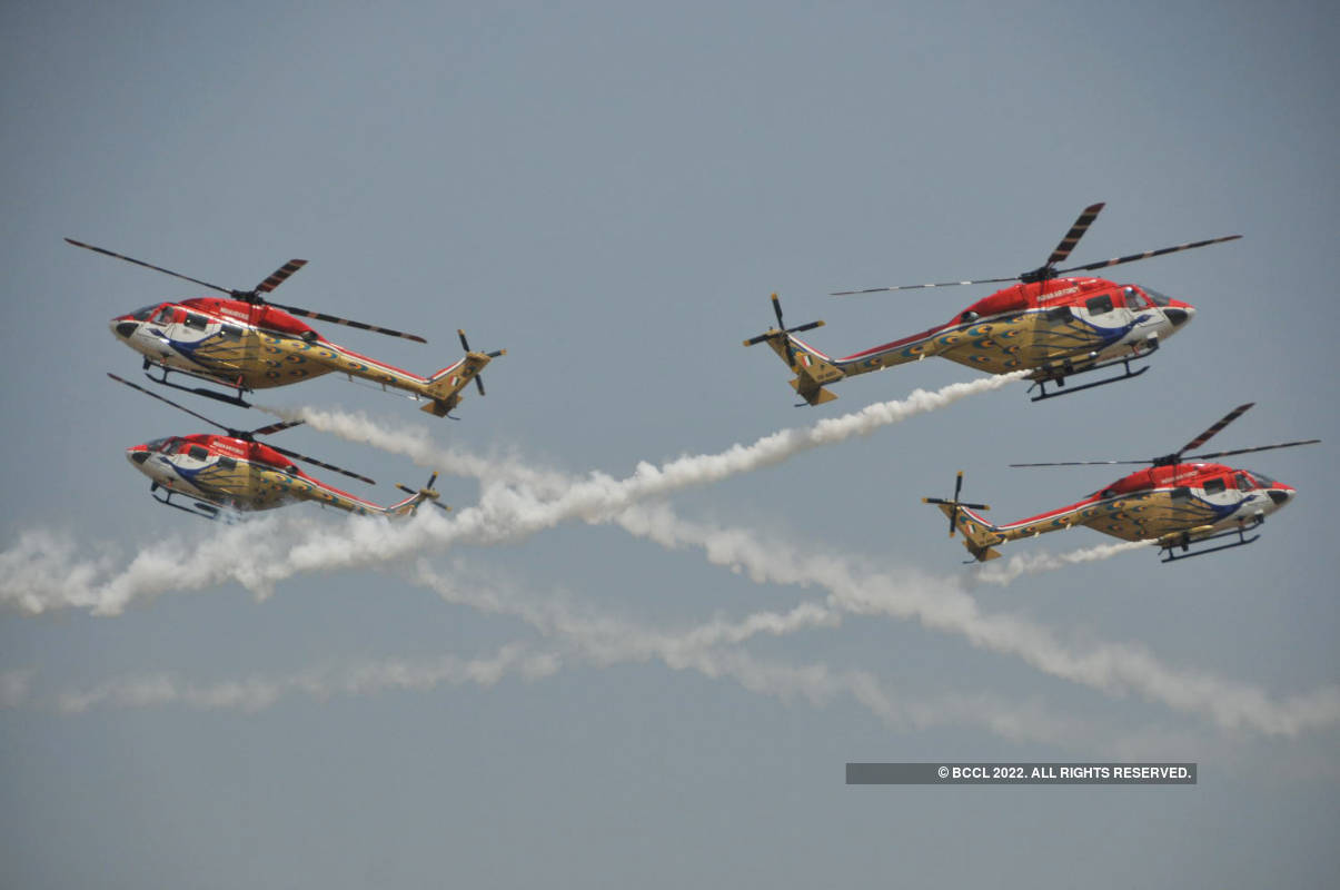 Wings India 2020 takes off in style