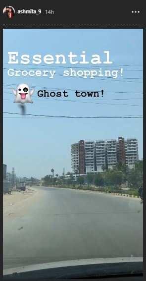 Ashmita ghost town