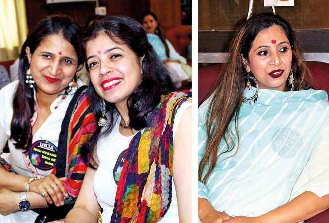 (L) Deetu and Saijal (R) Kiran (BCCL/ Arvind Kumar)