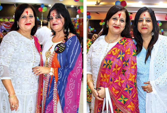 (L) Kiran and Payal (R) Kiran and Sangeeta (BCCL/ Arvind Kumar)
