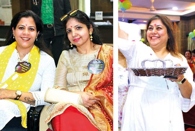 (L) Kriti and Vinita (R) Manisha (BCCL/ Arvind Kumar)