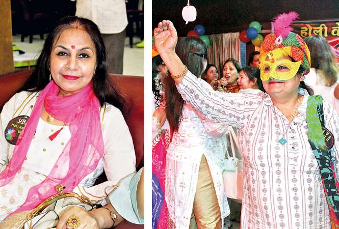 (L) Neha Ahuja (R) Monisha (BCCL/ Arvind Kumar)