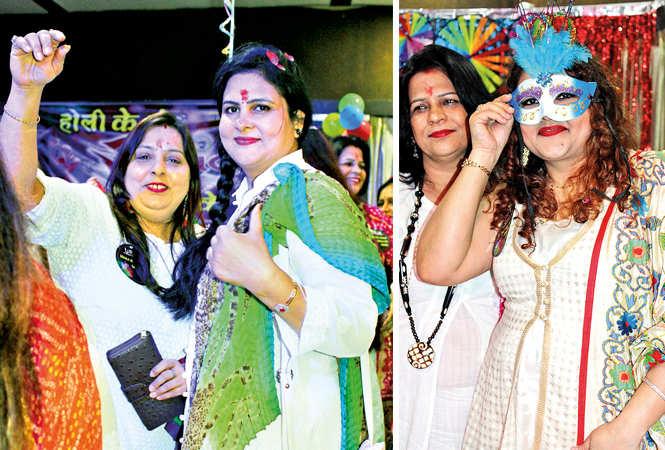 (L) Rinky and Varsha (R) Simaran (BCCL/ Arvind Kumar)