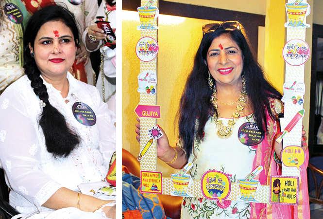 (L) Varsha (R) Vidya (BCCL/ Arvind Kumar)
