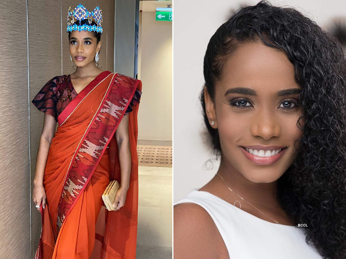 Miss World 2019 Toni-Ann Singh is not in isolation for COVID-19