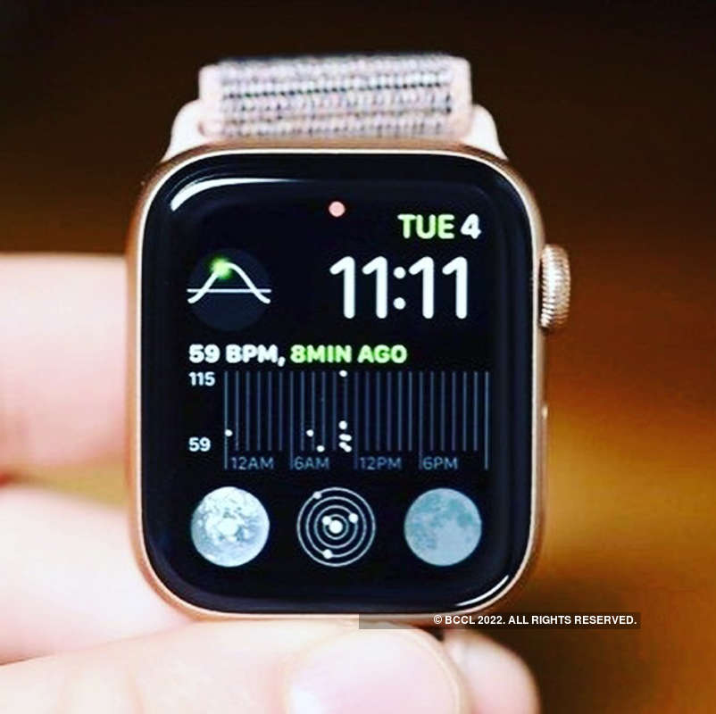 Apple Watch Series 6 might include touch ID fingerprint sensor