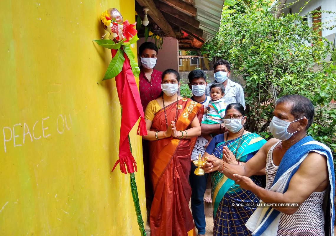 Goans celebrate Gudi Padwa