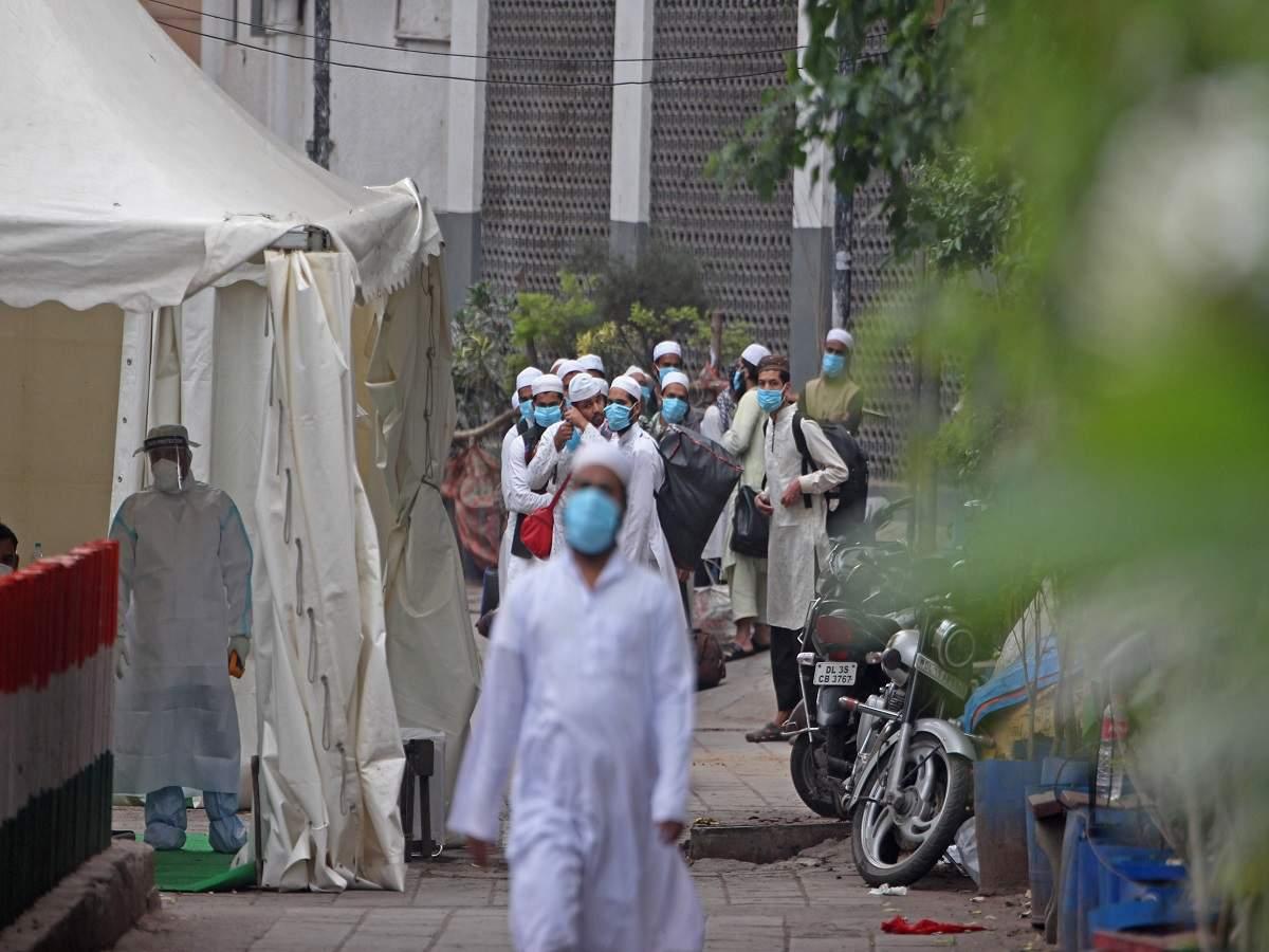 Nizamuddin Dargah: Nizamuddin Disaster of Delhi; How Covid-19 spread from here | Delhi News
