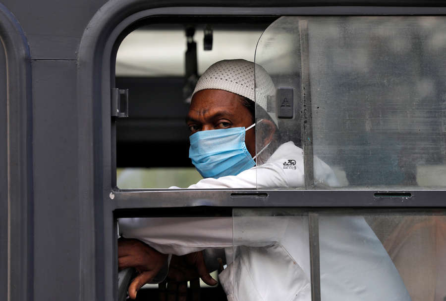 In pics: 300 people in Nizamuddin develop coronavirus symptoms