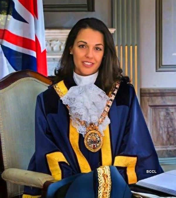 Kaiane Aldorino's journey from Miss World to Mayor of Gibraltar