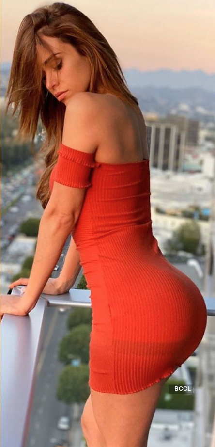 Meet the 'world's hottest weather girl' Yanet Garcia