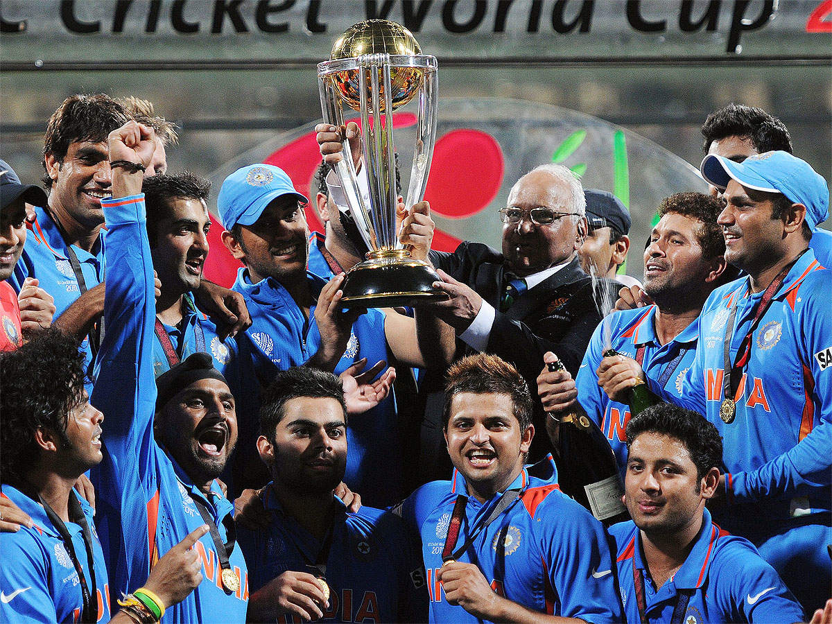 Gautam Gambhir World Cup 2011 Was Won By Team Effort Cricket News Times Of India