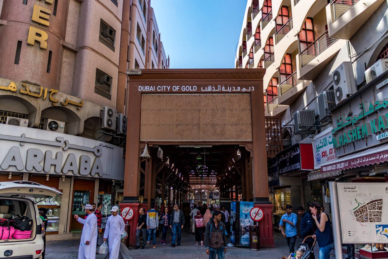 Al Ras, Dubai's historic district goes into total lockdown due to COVID-19 threat