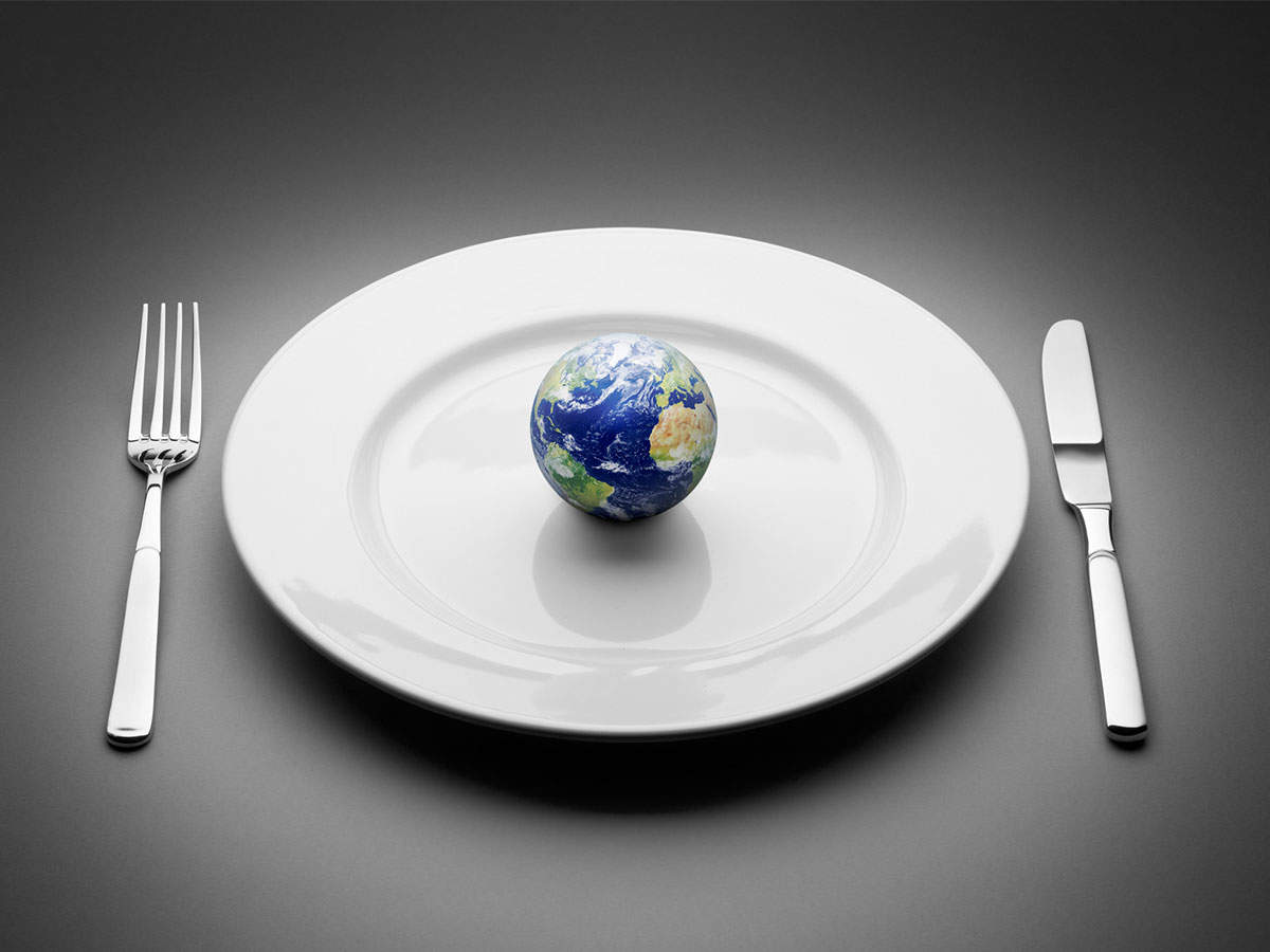 Planets impact our taste & food habits
