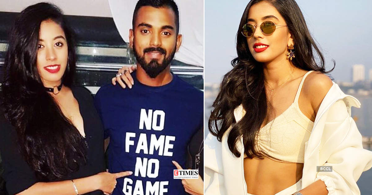 These pictures of cricketer KL Rahul's ladylove will blow away your mind