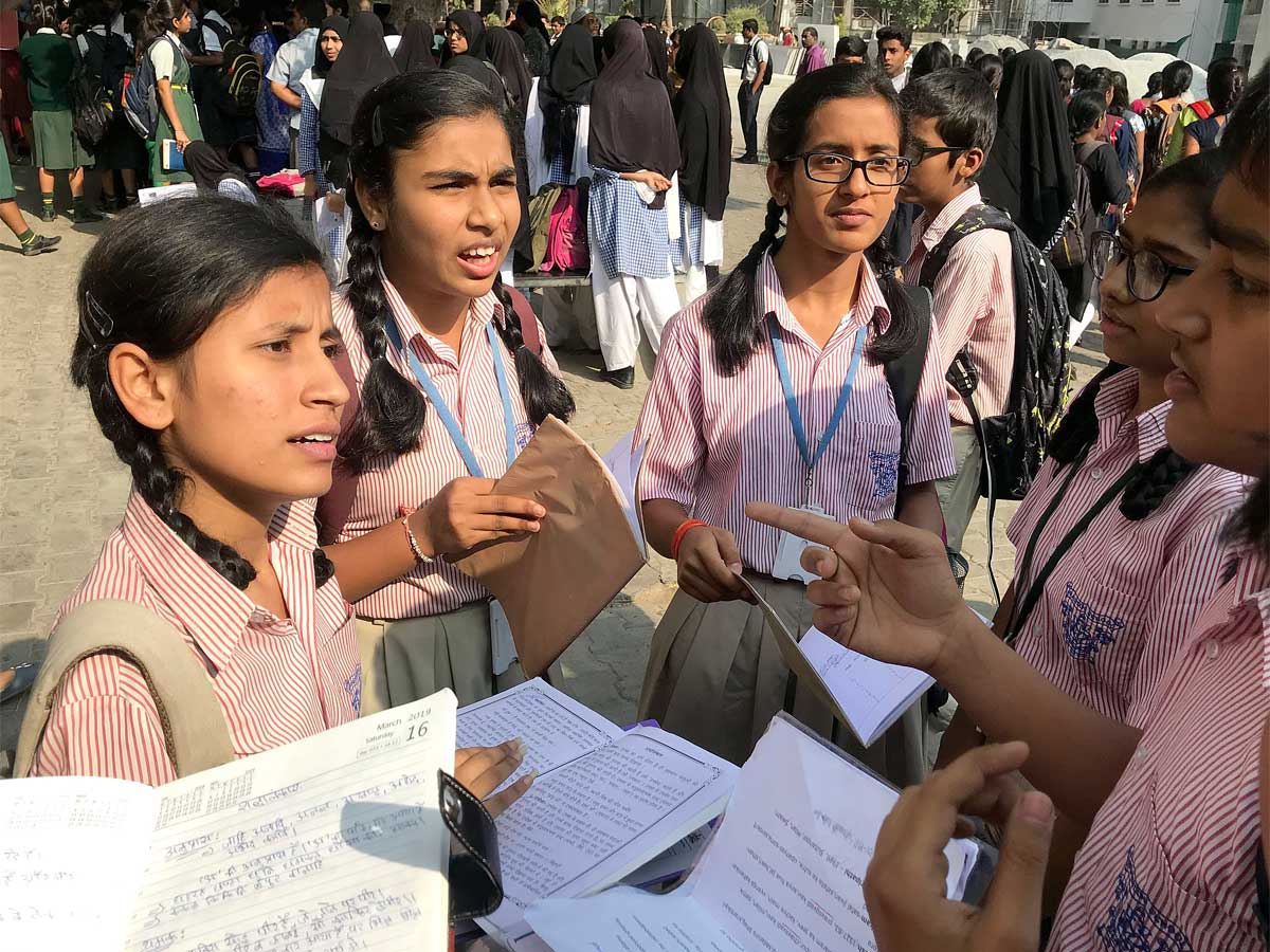 UP board urges students, parents not to pay attention to fake news regarding promotion of students without result