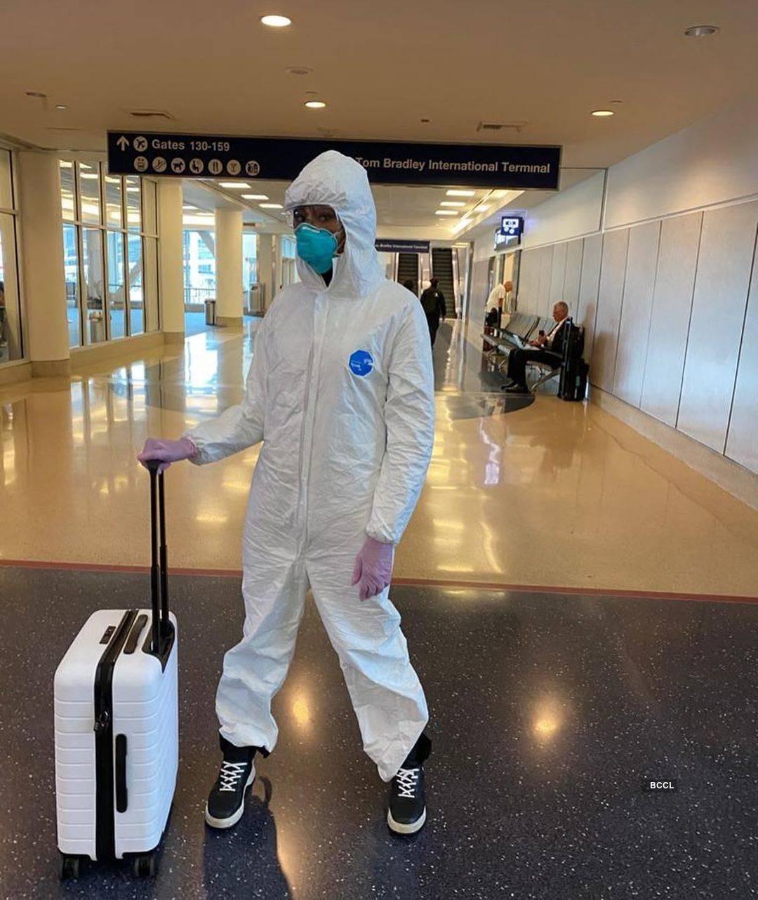 Supermodels across the globe during Coronavirus outbreak