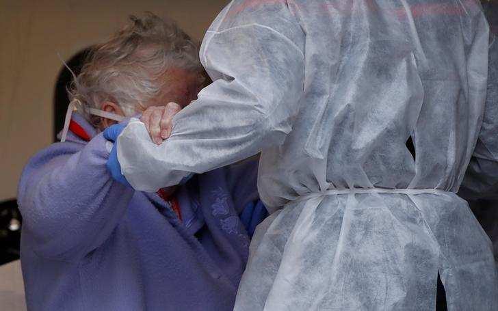 In pics: Coronavirus sweeps across France