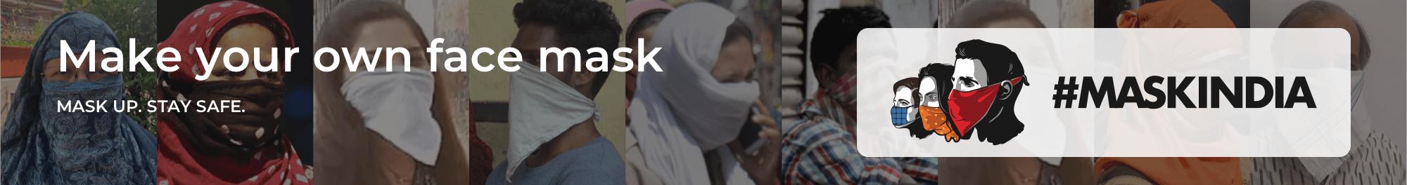 TOI mask india campaign